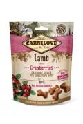 CARNILOVE Crunchy Snack - Agneau et airelles (200 g)