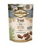 Carnilove Snack Semi-Moist - Friandise pour chien, truite et aneth (3x200g)
