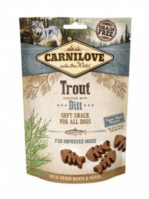 CARNILOVE Soft Snack - Truite et aneth (200 g)
