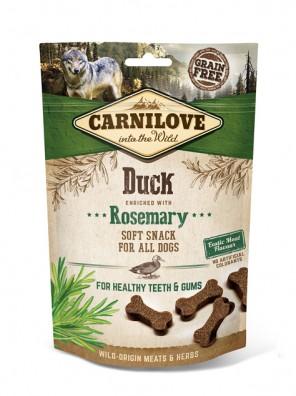 CARNILOVE Soft Snack - Canard et romarin (200 g)