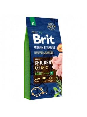 BRIT PREMIUM by Nature - Adult XL (sac abîmé) 15 kg