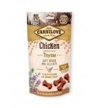 CARNILOVE Crunchy Snack - Poulet & Thym (50 g)