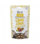 BRIT CARE Chat - Functional Snack - Peau et pelage (50 g)