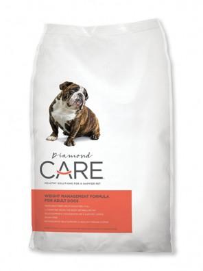 DIAMOND CARE Weight Management pour chien (sac abîmé) 11,34 kg