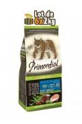 PRIMORDIAL Adult Cat - Saumon & Thon, 12kg (LOT DE 6x2kg)