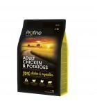 PROFINE Adult Chicken & Potatoes (sac abîmé) 3 kg