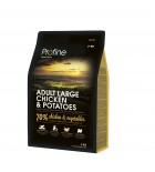 PROFINE - Adult Large Breed - Chicken & Potatoes 3kg  DLUO 06/2019