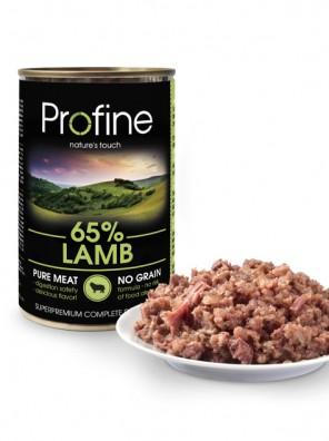 PROFINE Pâtée chien - Lamb (400g)