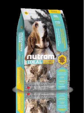 NUTRAM Ideal I18 - Chien en surpoids (sac abîmé) 13,6 kg