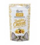BRIT CARE Chat - Juicy Snack - Bouchées au fromage (50 g)