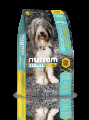 NUTRAM Ideal I20 - Sensibilité cutanée et digestive, Chien adulte (DLUO 06/2020) 2,72kg