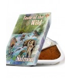 TASTE OF THE WILD Tray Salmon & Herring - Barquette pour chien au saumon et harreng (390g)