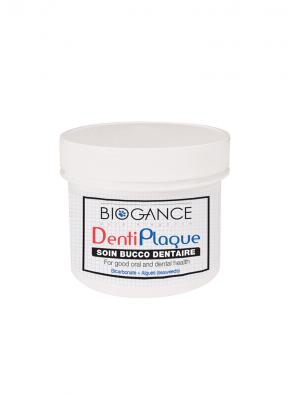Soin bucco-dentaire en poudre DentiPlaque de BIOGANCE - Chien et chat  (100g)