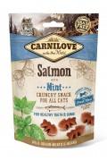 CARNILOVE Crunchy Snack - Saumon & Menthe (50 g)