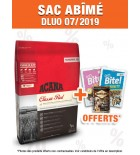 ACANA Classic Red Adult Dog 17 kg (sac abîmé) DLUO 07/2019