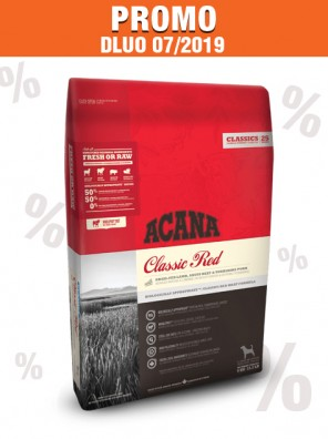 ACANA Classic Red Adult Dog 17 kg DLUO 07/2019