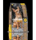 Nutram - Total T28 Sans Céréales - Saumon et truite - sac abîmé