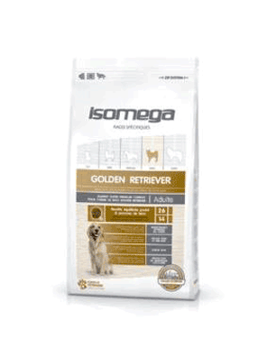 ISOMEGA Golden Retriever 12 kg