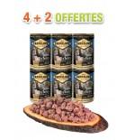 Carnilove Boîte chien Salmon & Turkey (lot de 6x400g)