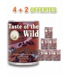 Pâtée - Taste of the Wild - Southwest Canyon - (lot de 6x390g)