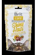 BRIT CARE CAT Snack fonctionnel, santé de la peau et du poil (DLUO 08/2019) 50 g