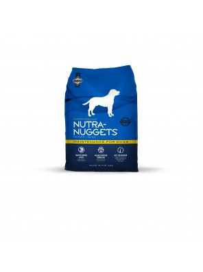 NUTRA NUGGETS - Maintenance 15kg