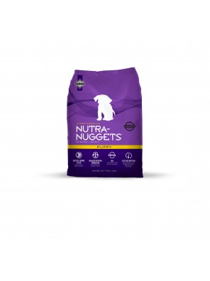 NUTRA NUGGETS Puppy (15 kg)