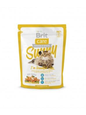 BRIT CARE CAT Sunny, chats à poils longs (DLUO 02/2019) 400 g