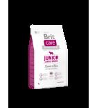BRIT CARE Junior Large Breed Lamb & Rice (sac abîmé) 3kg