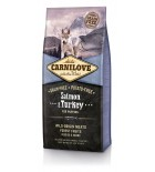 Carnilove Salmon & Turkey – Puppy