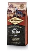 Carnilove Lamb & Wild Boar – Adult