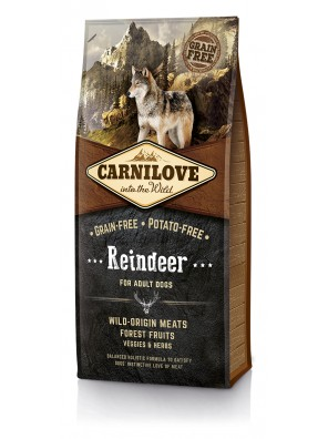 CARNILOVE DOG Reindeer, Adult