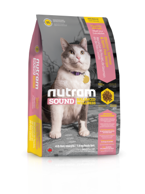 NUTRAM Sound S5 - Chat adulte et senior