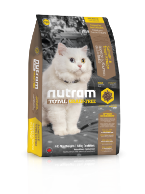 NUTRAM Total T24 - Saumon et truite, pour chat et chaton