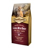 Carnilove Cat - Lamb & wild Boar (pour chat adulte)