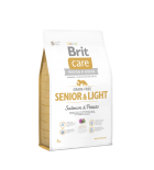 Brit Care GrainFree -  Senior & Light Salmon & Potato pour chiens séniors