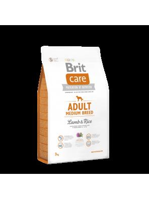 BRIT CARE Adult Medium, Lamb & Rice