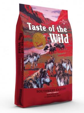 TASTE OF THE WILD Southwest Canyon (sac abîmé) 12,2 kg