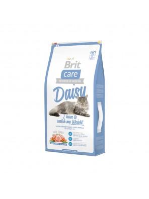 Brit Care Cat DAISY Weight Control (sac abîmé) 7kg