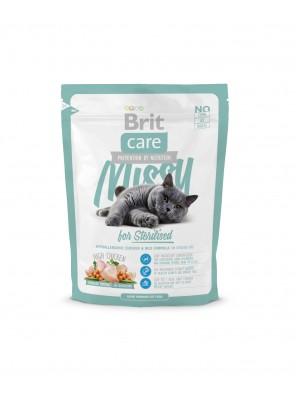 Brit Care Cat MISSY chat stérilisé 400g DLUO 07/2019