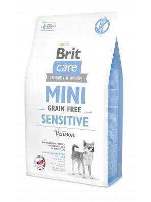 BRIT CARE MINI Adult Grain Free Sensitive
