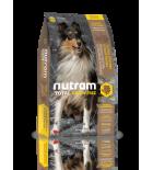 Nutram Total sans grains T23 à la dinde, poulet et canard