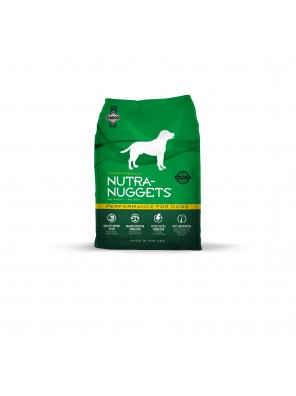 NUTRA NUGGETS - Performance 15 + 3kg offert