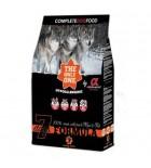 Alpha Spirit Dry complète dog food week menu (pour chien adulte)