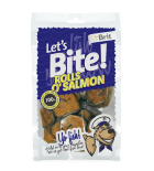 Friandise LET'S BITE! Rolls O'Salmon 80g