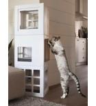 Griffoir pour arbre à chats Katt3 - BeOneBreed