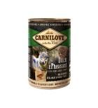 Carnilove Boîte chien Duck & Pheasant – 400g