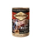 Carnilove Boîte chien Lamb & Boar 400g