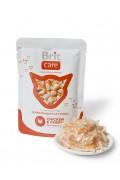 BRIT CARE POUCHES Poulet & Fromage - Aliment humide pour chats