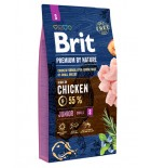 BRIT PREMIUM by Nature - Junior S - 8 kg